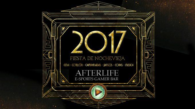 Fiesta De Nochevieja Afterlife: Feliz 2017!