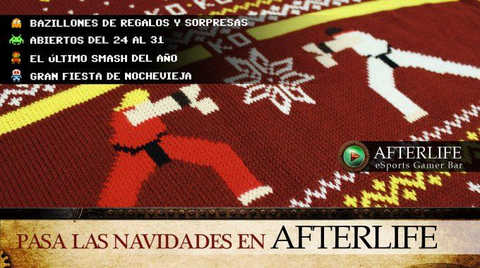 Pasa Las Navidades En El Afterlife!