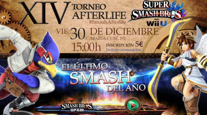 XIV Torneo Smash Afterlife