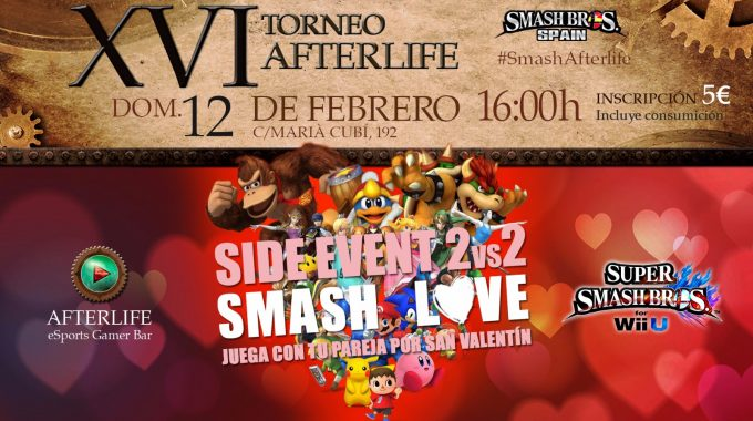 XVI Torneo Smash Afterlife