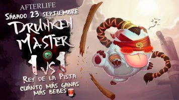 League of Legends – Drunken Master con el Tío Barry