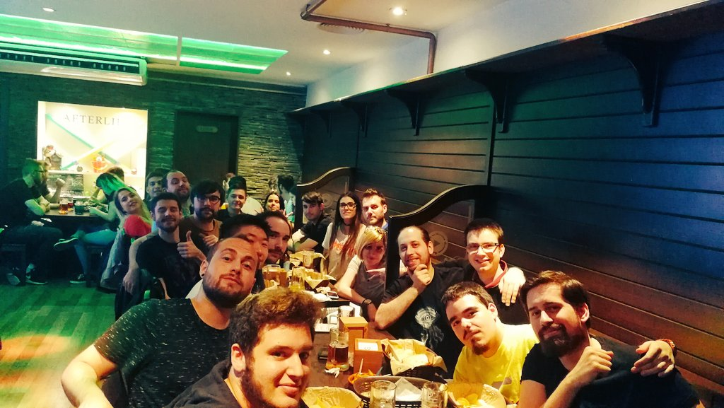 Barcelona Games World Afterparty 2017
