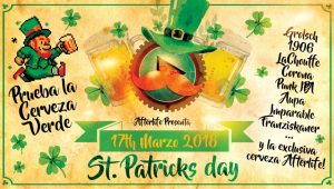 Fiesta de St. Patrick 2018