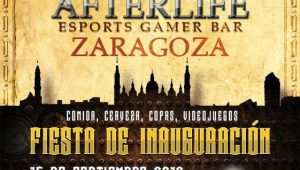 Inauguración Afterlife Zaragoza