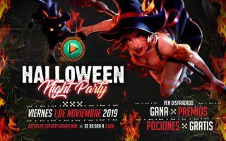 Fiesta Halloween 2019