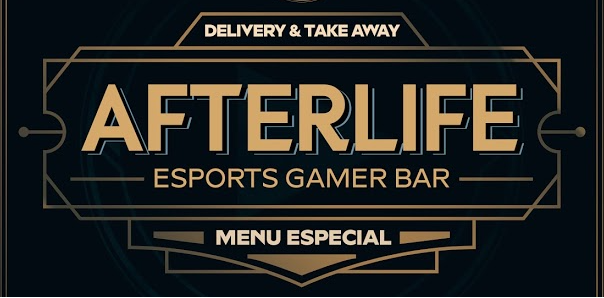 Afterlife Menu Take away